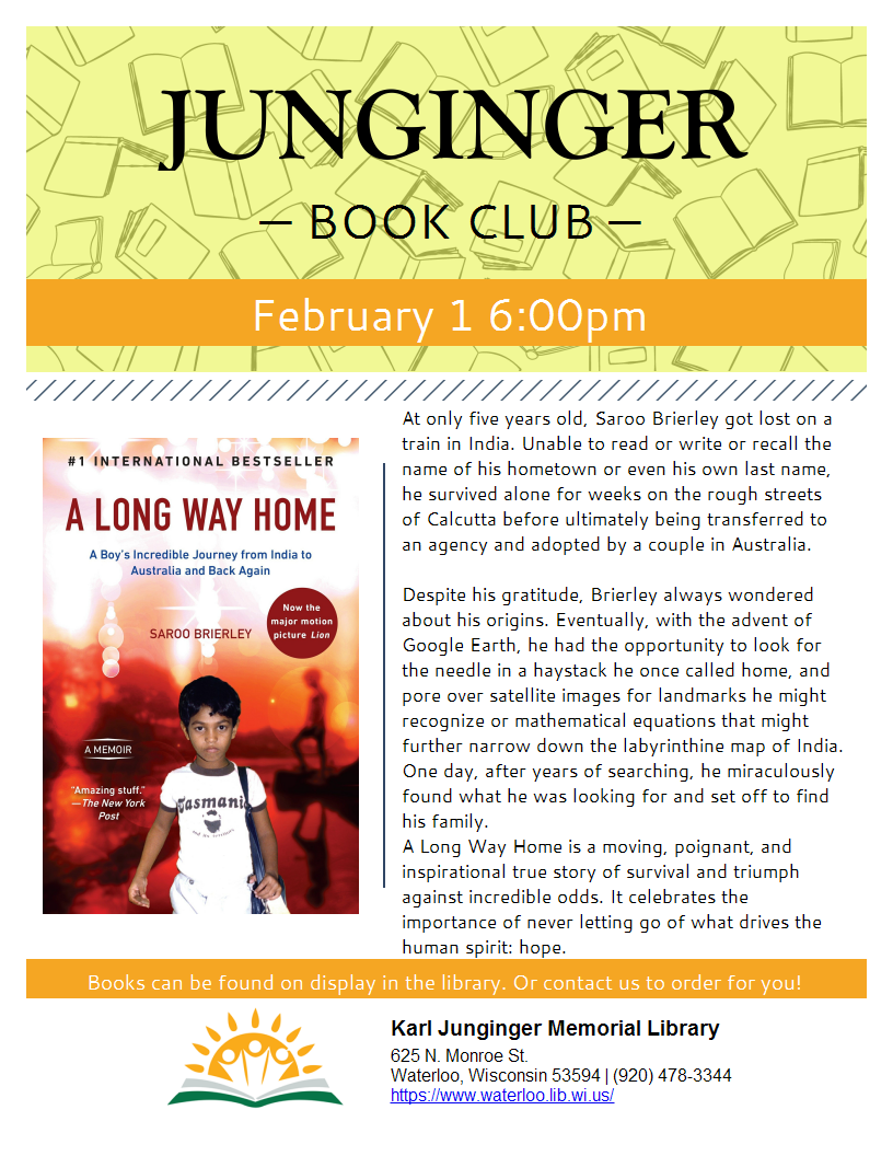 Junginger Book Club